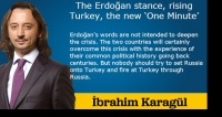 The Erdoğan stance, rising Turkey, the new 'One Minute'